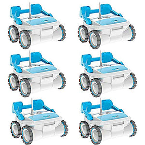 Aquabot Breeze 4WD In-Ground Automatic Robotic Swimming Pool Cleaner, ABREEZ4WD (6 Pack)