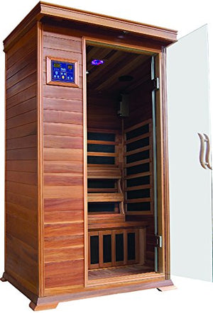 SunRay Sedona 1-2 Person Infrared Sauna