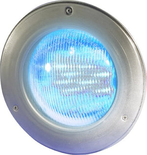 Hayward SP0527SLED50 ColorLogic 4.0 LED Pool Light, 120-Volt, Stainless Steel Face Rim, 50-Foot Cord