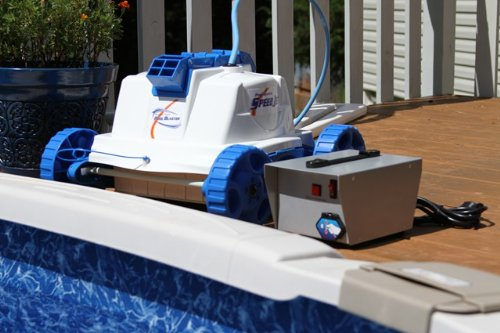 AG ROBOTIC POOL CLEANER by POOL BLASTER MfrPartNo SPEEDJET