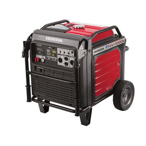 Honda 7000W Super Quiet Light Weight Inverter 120/240v Fuel Efficient Generator with iMonitor LCD