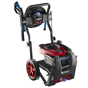 Briggs & Stratton 20569 POWERflow+ 5.0-GPM 3000-PSI Gas Pressure Washer with Professional Series OHV 190cc Engine and Easy Start Technology