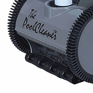 Hayward Poolvergnuegen 896584000-525 The Pool Cleaner Automatic Suction Pool Vacuum, 4-Wheel, Gray