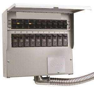 RELIANCE A310D INDOOR TRANSFER SWITCH (30A)
