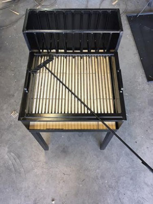 NorCal Ovenworks Armado Grill with Brasero