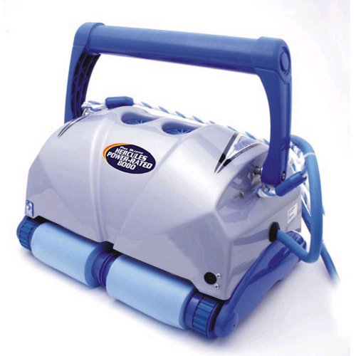 Watertech Commercial Robotic Pool Cleaner - Hercules Power-Rated 8000