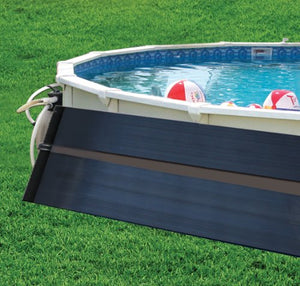 1-2'X12' SunQuest Solar Swimming Pool Heater with Roof/Rack Mounting Kit