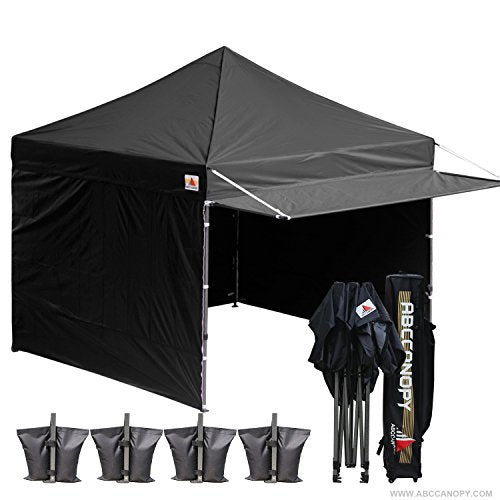 ABCCANOPY (20+colors 10x10 Easy Pop up Canopy Tent Instant