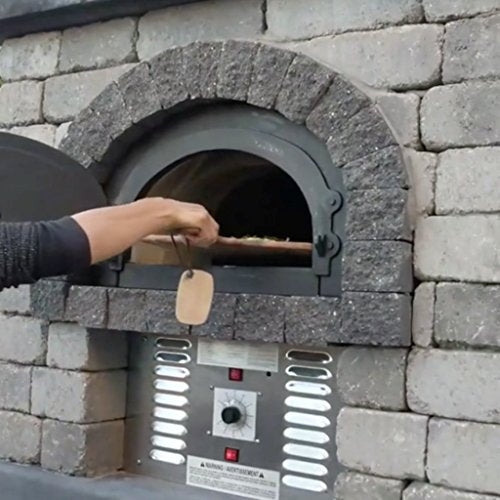 Chicago Brick Oven Natural Gas Hybrid Commercial Outdoor Pizza Oven, CBO-750-HYB DIY Kit