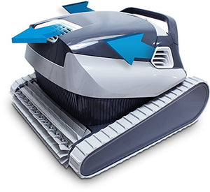 Dolphin Quantum Robotic Inground Pool Cleaner