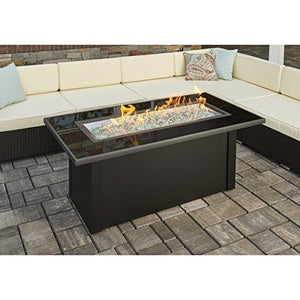 Outdoor GreatRoom Company Monte Carlo Fire Table