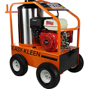 EASY-KLEEN PRESSURE SYSTEMS LTD Commercial 4000 PSI 3.5 GPM Gas Driven Hot Water Pressure Washer Lifan Engine/EK Pump 110/120V Burner