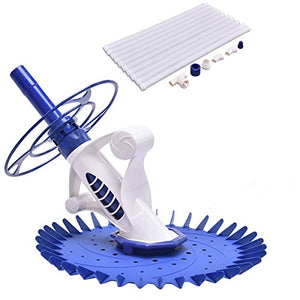32.8FT Automatic Swimming Pool Cleaner Vacuum Set w/10 PE Hose