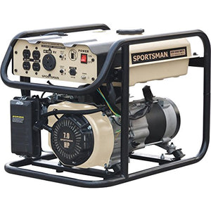 Sportsman 4000 Surge Watts Portable Gasoline Powered Generator