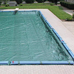 636643 Harris 40'x60' Winter Cover for 35'x55' Inground Rectangular Pool