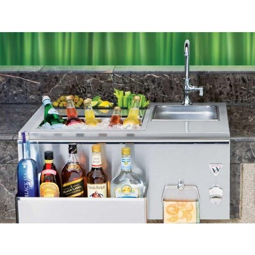 Twin Eagles Outdoor Bar (TEOB30-B), 30-Inch