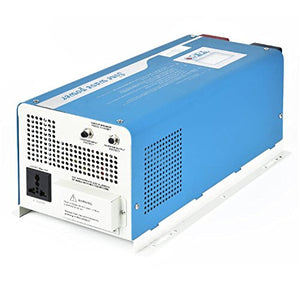 Tumo-Int 3000W Digital Intelligent DC 48V to AC 120V Pure Sine Wave Inverter Charger