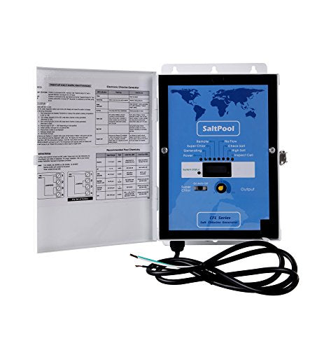 Blueworks Pool Chlorine Generator Chlorinator Blh40 For