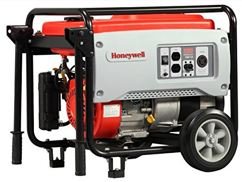 Honeywell 6150 3,250 Watt 208cc OHV Portable Gas Powered Generator (Discontinued by Manufacturer)