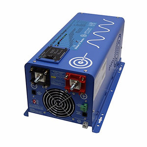 Aims Power 3000 Watt 12V Pure Sine Inverter Charger w/9000W Surge