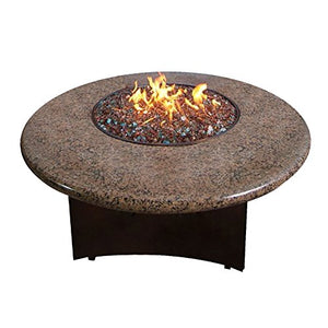 All Backyard Fun Oriflamme Outdoor Fire Pits and Fire Pit Tables Tropical Brown