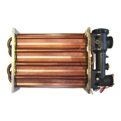 Hayward FDXLHXA1400 Heat Exchanger Assembly Replacement for Hayward H400FD Universal H-Series Low Nox Pool Heater
