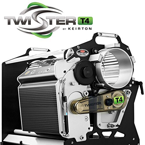 Twister T4 DRY Commercial Trimmer | High-Powered Industrial Trimming Machine Utilizing SoftTumble Technology | Accessories Included for Optimum Trimming Performance | 3 Year Warranty