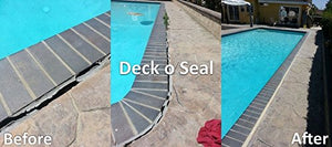 4 PACK - NovaLink SL Pool Deck Joint Sealant - Color Gray - Replacement for DECK O SEAL - 68 oz
