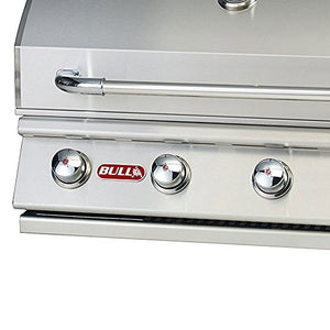 "Bull Outdoor Products 30"" Premium BBQ Grill Head and Bottom Set, Liquid Propane"