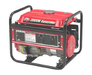 All Power America APG3014, 1400 Running Watts/2000 Starting Watts, Gas Powered Portable Generator