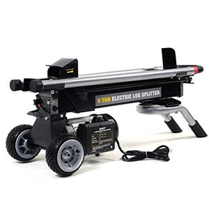 COSTWAY Portable Electric Hydraulic Log Splitter Cutter Only By eight24hours