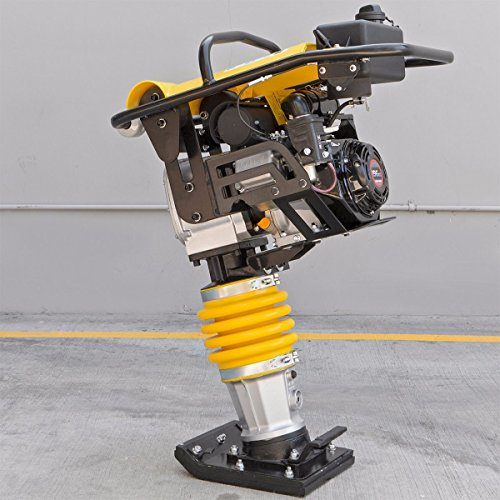 9TRADING 6.5hp gas Jack RAMMER Tamper Jumping Jumper plate Compactor Recoil Starter,Free Tax, Delivered within 10 days