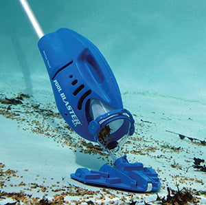 Water Tech Pool Blaster Max Handheld Battery Cleaner Vacuum w/Telescopic Pole