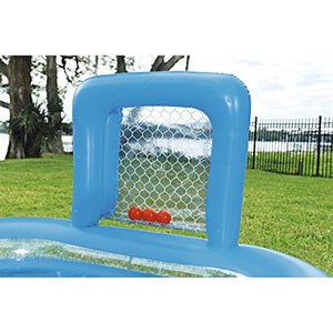 XiYunHan swimming pool Inflatable ocean Ball Pool baby child Paddling pool football Thicken