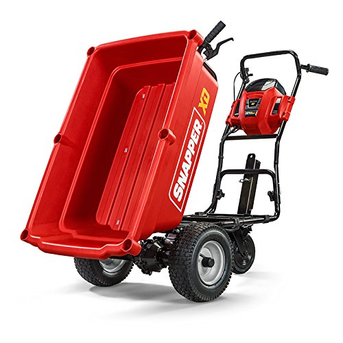 Snapper Xd Sxduc82 82v Cordless Self Propelled Utility