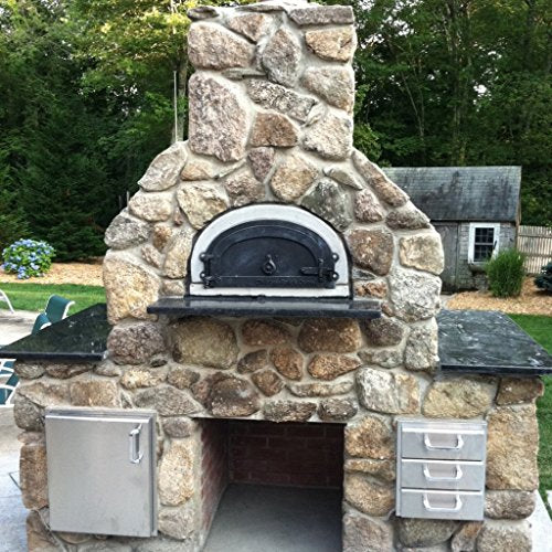 Chicago Brick Oven Residential Outdoor Pizza Oven Kit, CBO-500 DIY Kit