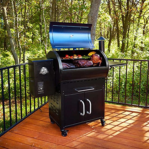 Pit Boss Wood Pellet Grill and Smoker 820 Sq. In. Total Cooking Area