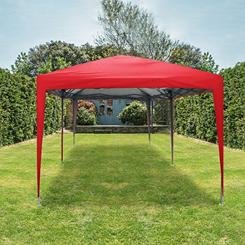 Quictent 2018 Upgraded Privacy 10x20 Ez Pop Up Canopy Tent