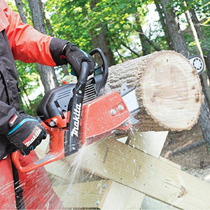 "Makita EA6100PREL 18"" 61 cc Chain Saw"