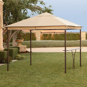 2010 Sonoma Gazebo Replacement Canopy and Netting - RipLock 350
