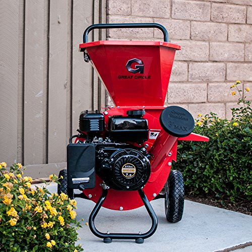 Greatcircleusa 7hp Heavy Duty 212cc Gas Powered 3 In 1