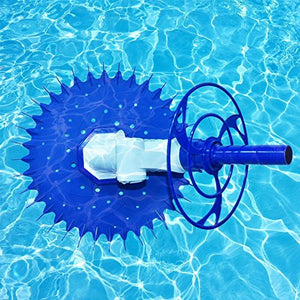 SONGJOY Suction Side Pool Vacuum Climb Wall Automatic Cleaner with Additional Diaphragm