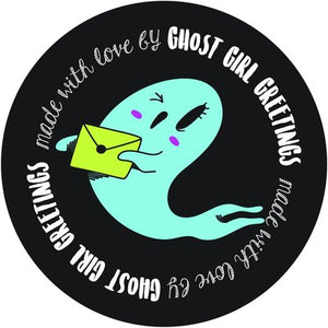 Ghost Girl Greetings