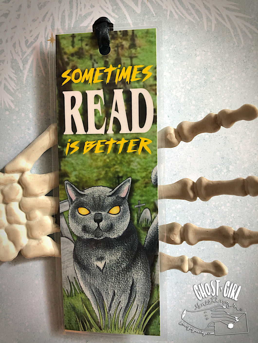 Sometimes Read Is Better: Bookmark