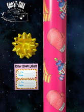 Load image into Gallery viewer, Gift Wrap Set- Outer Space V2
