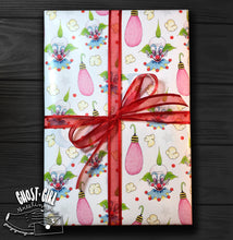 Load image into Gallery viewer, Gift Wrap Set- Killer Klowns