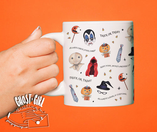 Pre-Sale Mug: Trick or Treat