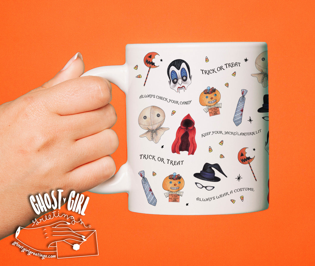 Sold Out Mug: Trick or Treat