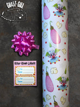 Load image into Gallery viewer, Sold out- BRB Gift Wrap Set- Killer Klowns