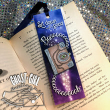 Load image into Gallery viewer, Handmade Horror bookmarks for your favorite spooky reads!